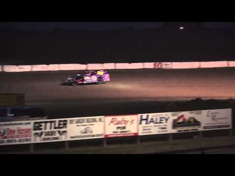 Stuart Speedway IMCA Modified Heats 9 2 12