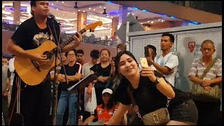 Download Mp3 wind of change-Sentuhan buskers cover scorpion,ramai pelancong happy