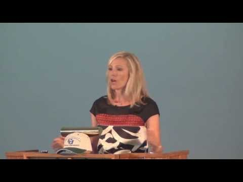 Dotsie Bausch- Keynote Speaker at the 2013 California Coaches Conference