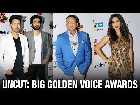 Uncut: B-Town Singers at Grand Finale of Big Golden Voice 4 | Anu Malik | Sophie | Bollywood 2016