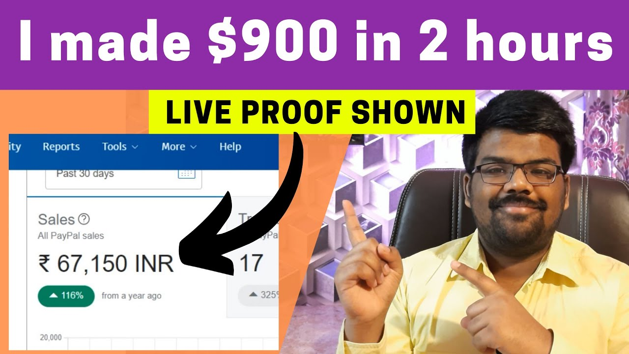 $900 in 2 Hours (CPA Marketing Tutorial For Beginners) – Make Money Online