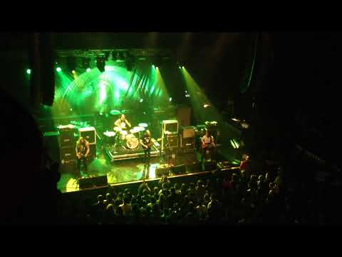 BARONESS - Live - Palace Theatre, Melbourne, 25/2/14 Full Set