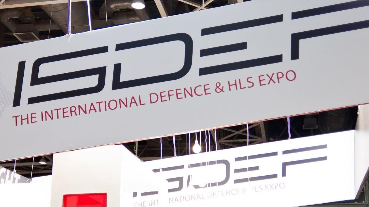 ISDEF 2013 - Sixth International Defense & HLS Expo [HD] | ההגנה תערוכת  וביטחון בינלאומי השישי