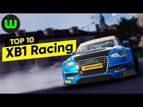 Top 10 Xbox One Racing Games Of All Time | Whatoplay