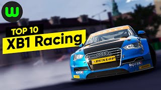 10 Besst Xbox One Racing Games of All Time