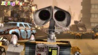 WALL·E | THE MOVIE Game Disney | Episode 2 | ZigZag Kids HD