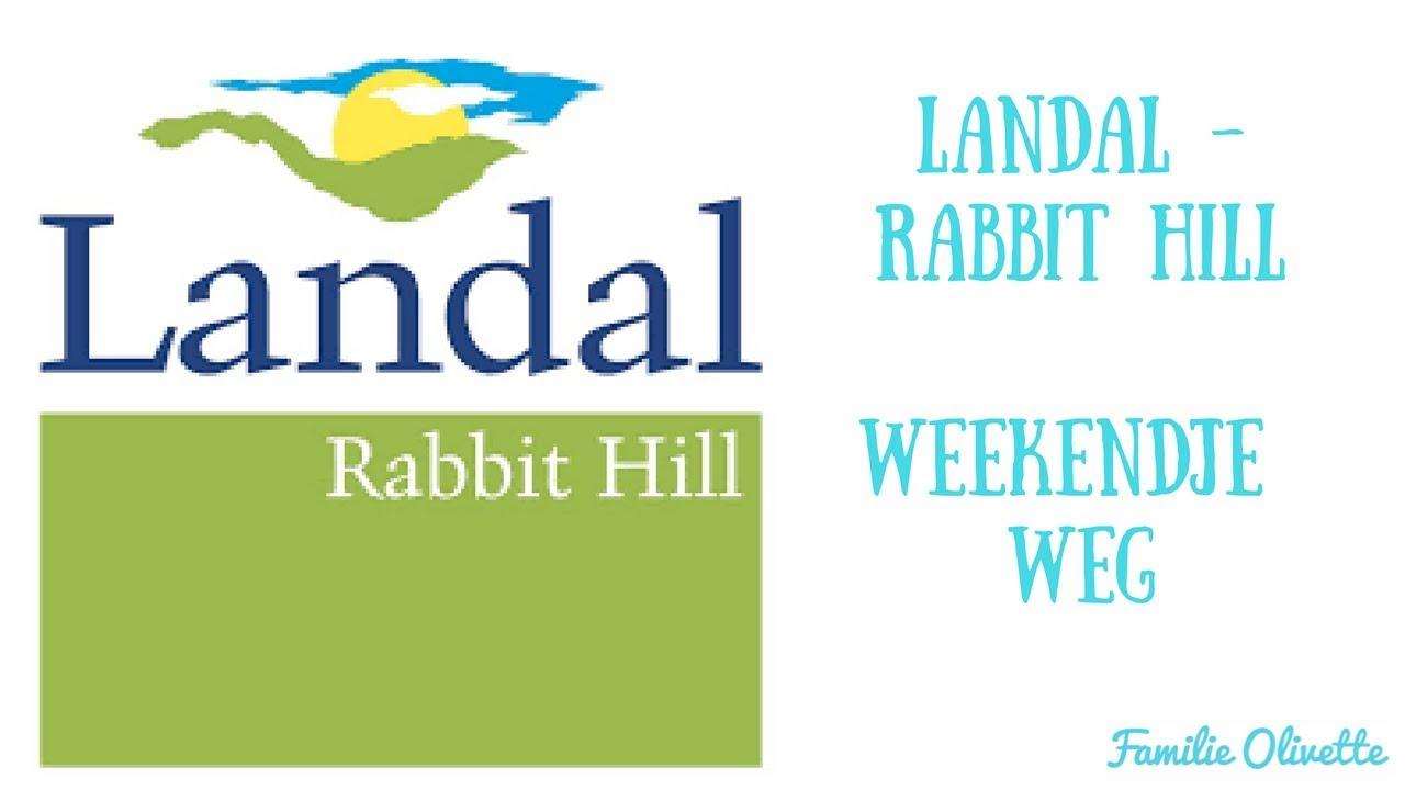 Landal Rabbit Hill Youtube