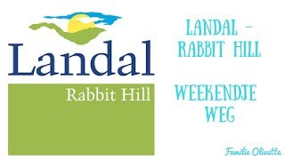 Landal rabbit hill