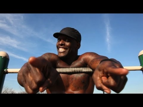 Super Street Workout - Insane Pull-Ups!! - Featuring: Prophecy Workout