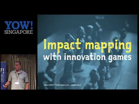 YOW! Singapore 2017 Gojko Adzic - Impact Mapping with Innovation Games