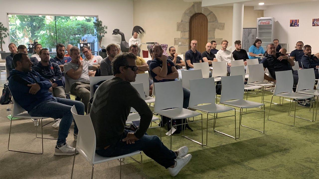 Séminaire des équipes de France : la systématisation de la performance