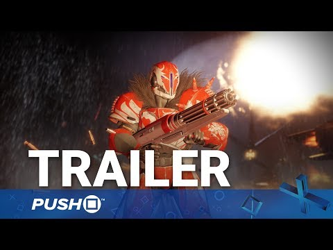 Destiny 2 PS4: Second Cinematic Trailer   PlayStation 4   Game Trailers
