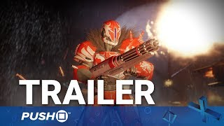 Destiny 2 PS4: Second Cinematic Trailer | PlayStation 4 | Game Trailers