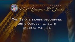 Brett Kavanaugh: Senate's final vote – watch live