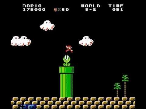 TASVideos - NES Super Mario Bros