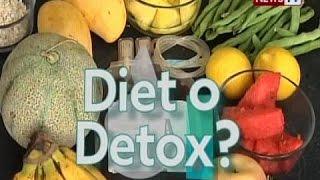 Good News: Diet o Detox?