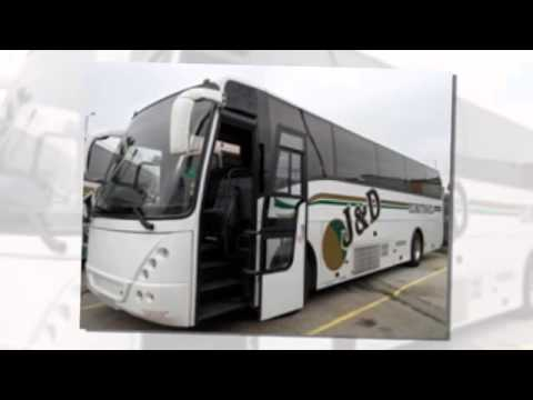 Private Coach Hire - J & D Eurotravel