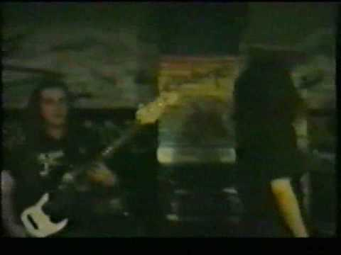 Disrupt - Live in ajz homburg/saar on 30-10-1993 (part 1 of 7)