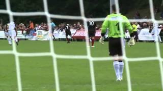 Cupmatch 2009 FC Münsingen FC Aarau Teil 1