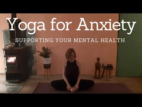 Yoga for Anxiety Workshop 🧠 Sneak Preview 🙏