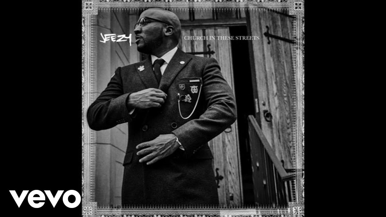 Download Jeezy - Scared Of The Dark (Audio)
