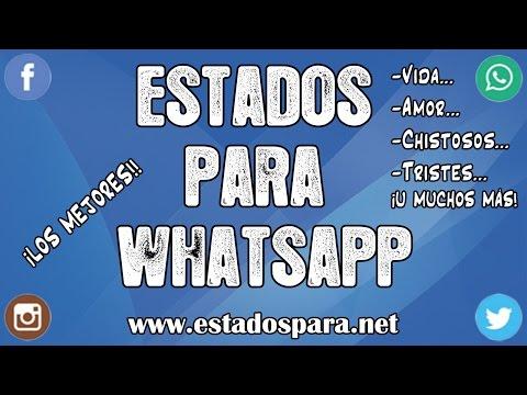 Frases Y Estados Para Whatsapp Bonitos Gratis 2019