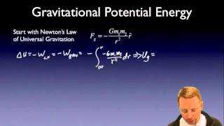 AP Physics C - Potential Energy and Conservative Forces