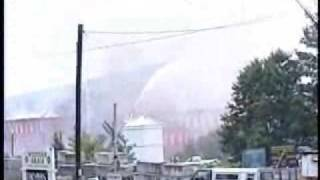 The Baltic Mill Fire 1999
