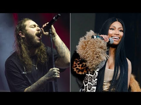 Nicki Minaj points out that White Rappers are dominating the Hip hop Charts and wants to sign one.