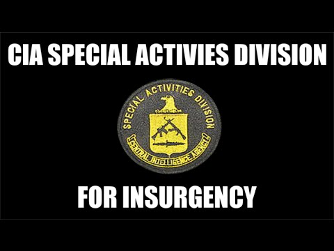 Insugency: CIA Special Activities Division re-texture
