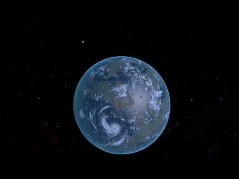 Elite Dangerous Tourist Destination #0542 Hottest Terraformed World