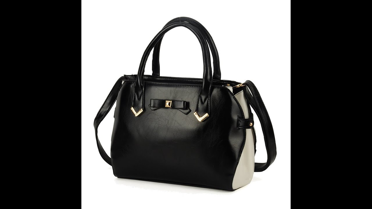 Ladies bags design - YouTube