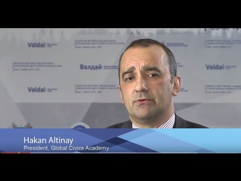 Hakan Altinay: There Is a Bit of Chaos in Our World
