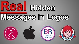 Hidden Messages in Logos