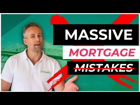 5 Massive Mortgage Mistakes That Eliminate Options and Create Regrets | NZ Property.