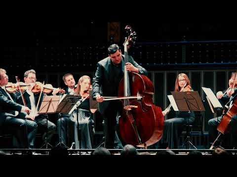 Giovanni BOTTESINI: Concerto No.2 Part 3 Double bass: Ödön Racz