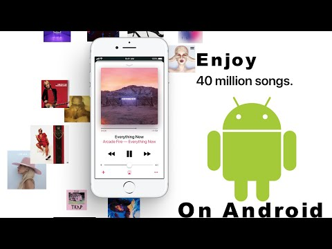Can you use apple music on android phone
