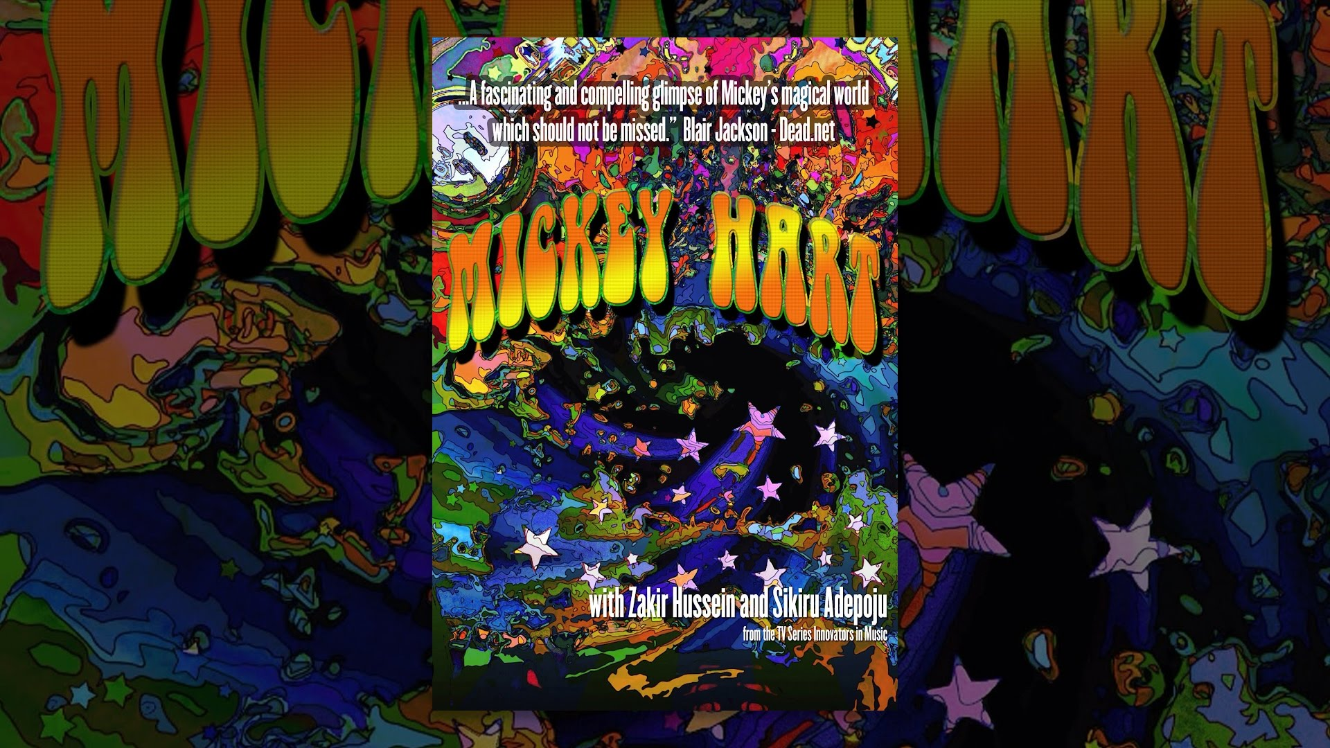Mickey Hart - Innovators In Music