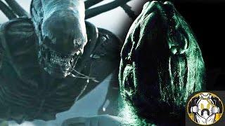 Alien Covenant New Xenomorph Breakdown & Differences