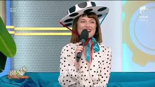 Alexandra Ungureanu a lansat un nou clip Dansul in pamant a fost un delir total