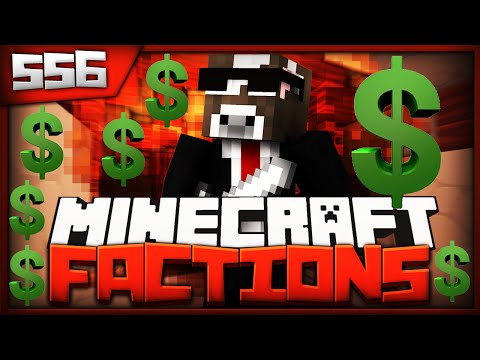 Minecraft FACTIONS Server Lets Play - RICHEST 250 MILLION $ RAID - Ep. 556 ( Minecraft Faction )