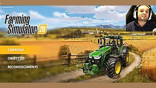 ANTEPRIMA ITALIANA FARMING SIMULATOR 20 ANDROID - GAMEPLAY ITA NYKK3