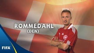 Dennis Rommedahl - 2010 FIFA World Cup