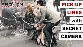 Best PICK UP Lines - CRAZY Kiss-Close in Public