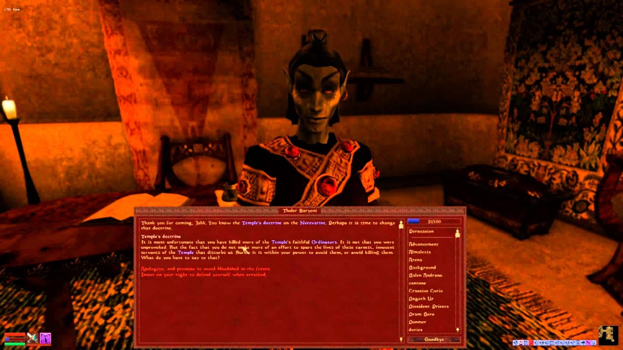 Let's Play Morrowind Part: 42 End of the line