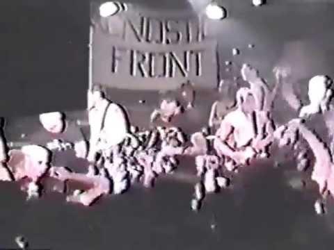 Agnostic Front (1986) LIVE AT CBGB's
