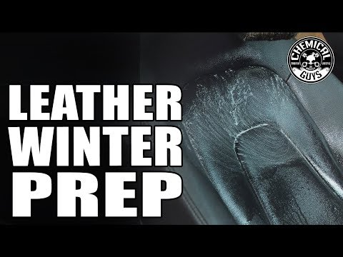 Winter Care Tips: How To Protect Your Leather Interior for Winter - Chemical Guys -