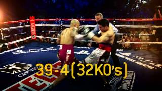 Cotto v Geale on BoxNation Promo