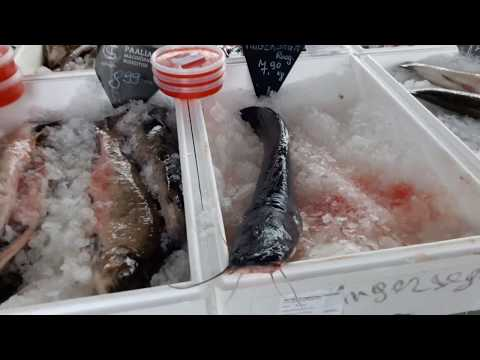 Tallinn Fish Market