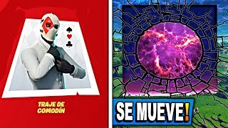 EL CUBO GIGANTE Y SKIN CON OBJETOS **GRATIS** en FORTNITE: Battle Royale